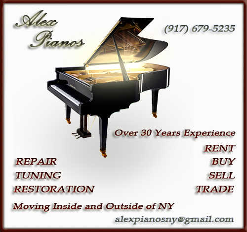 Piano Tunning And Repair Service