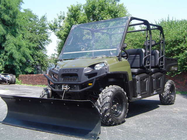 2010 Polaris Ranger Crew Xp 800 4x4