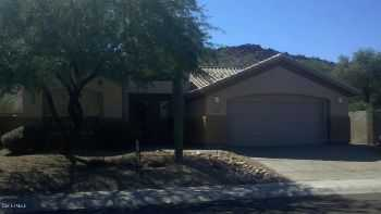 Great 3 Bed 2 Bath In Estrella Mountain Ranch!