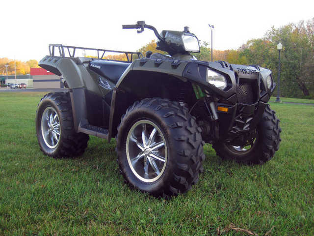 2010 Polaris Sportsman 850 Xp Efi 4x4