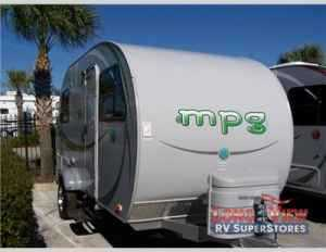 2011 Heartland Mpg 185 Travel Trailers