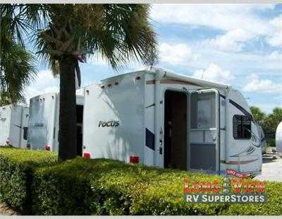 2011 Heartland Focus Fx13 Travel Trailers Must Sell!