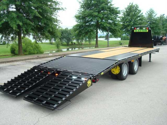 For Sale The Best Gooseneck Trailer In The Market