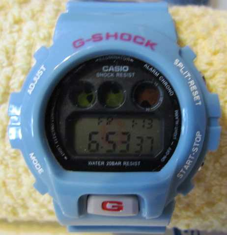 New Watch G Shock Resistant