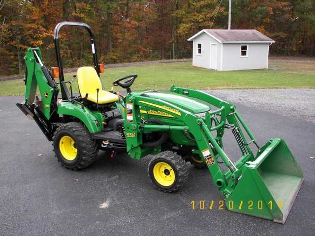 Used Backhoes For Sale John Deere Ford Loaders Backhoe