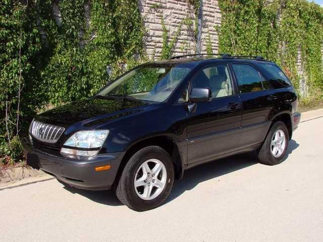 2003 Lexus Rx 300! Awd! Heated Leather Seats!