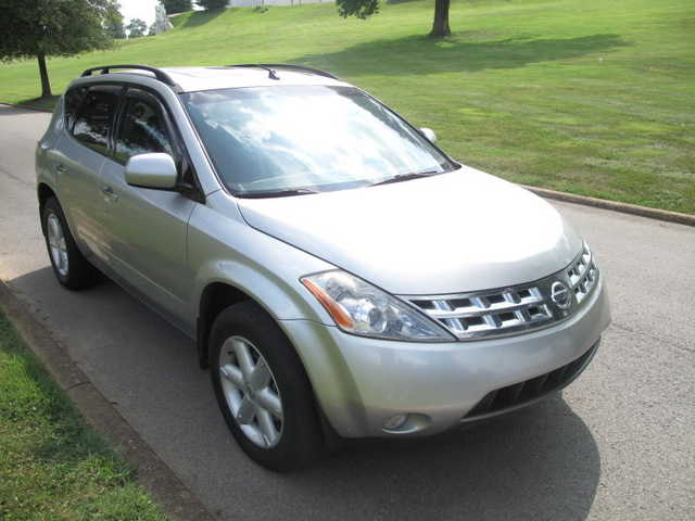 2003 Nissan Murano Se Fully Loaded Awd Leather Bose