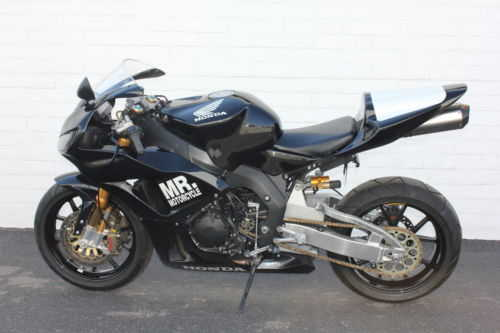 2006 Honda Cbr 1000 Rr, With 1500 Miles