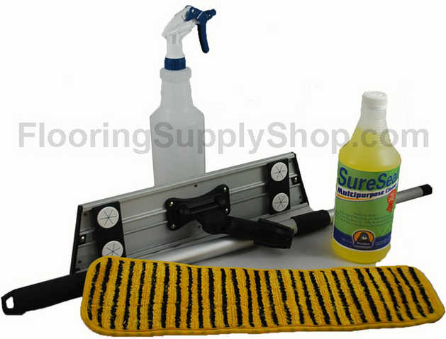 Sureseal Multipurpose Cleaner Swivel Mop Kit