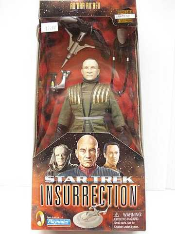 Star Trek Insurrection Ad' Har Ru' Afo 12 Figure * By Playmates