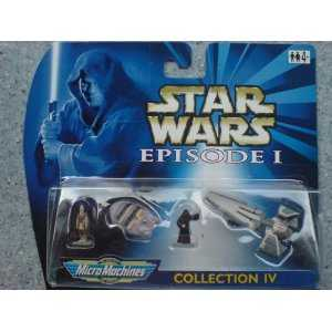 Star Wars * Episode 1 * Collection Iv * Micromachines