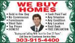 House Sellers 303 - 915 - 4400 Denver Aurora Englewood Littleton Etc