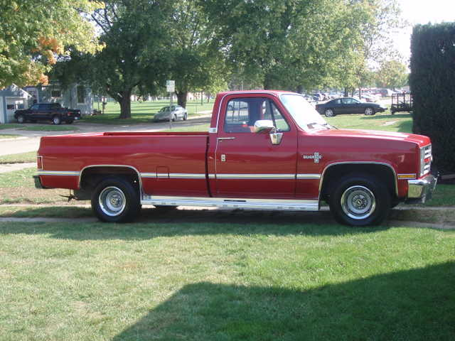 1987 Chevrolet Silverado R10 Second Owner Must See!