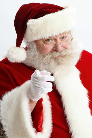 Santa For Your Event