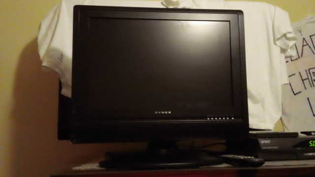 Tv Dynex 20in. Flat Screen