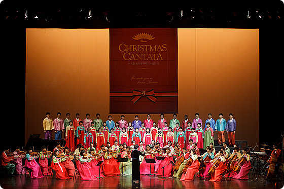 Gracias Choir Christmas Cantata Coming To Dallas Free
