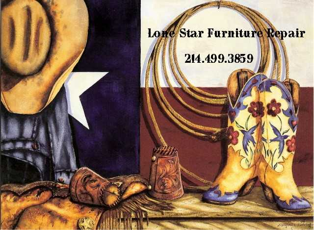 Lone Star Furniture Repair And Refinishing