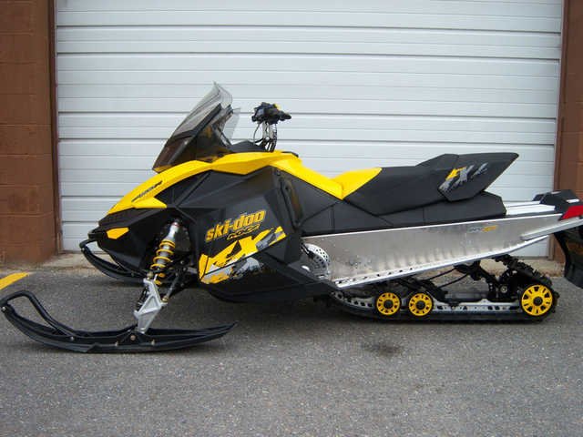 2010 Ski - Doo Mxz 800r Adrenaline Power Tek