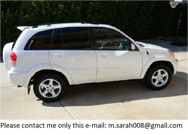 2002 Toyota Rav4 Limited Edition