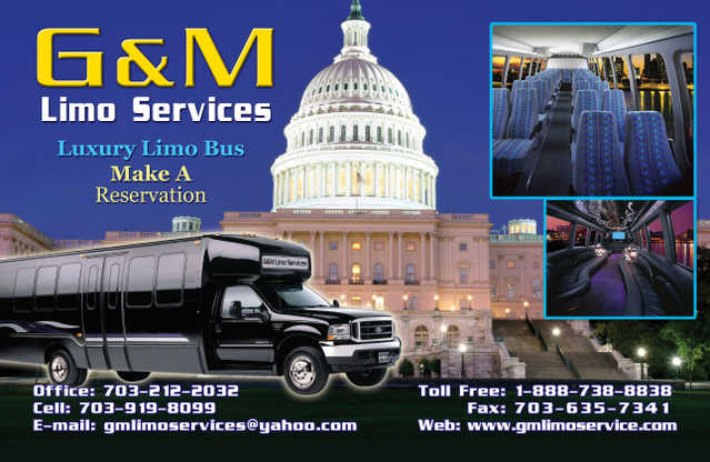 Limo & Bus Services