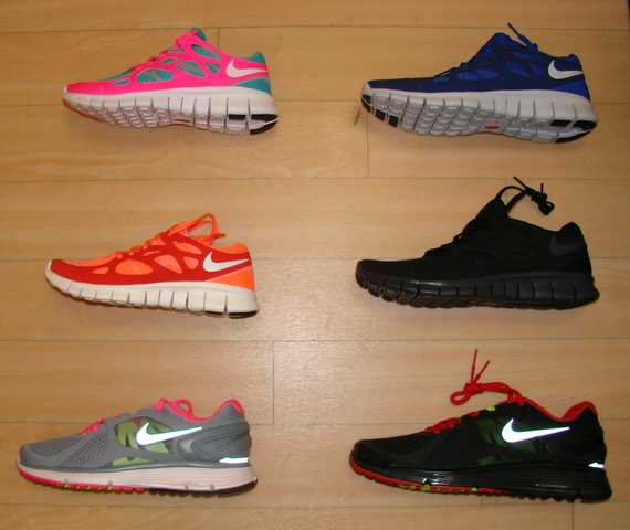 New Shipment Of Nike Free Run, Eclipse Running Shoes, Tuscaloosa