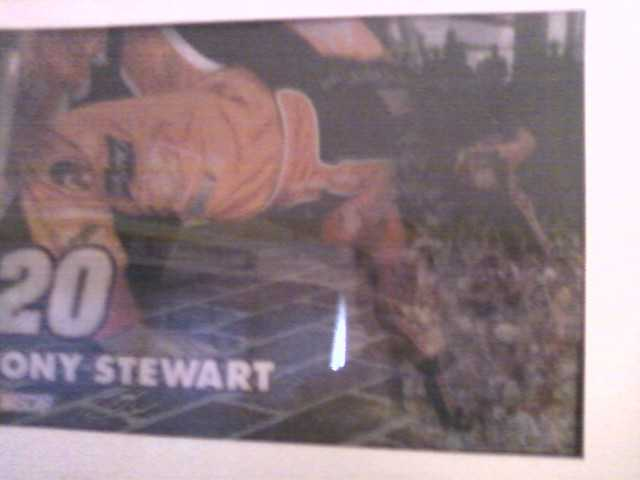 Tony Stewart Pic But Read Below Its 2 Images Motion Image