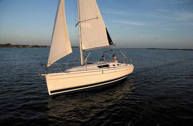 2008 Hunter 31 Sailboat For Sale In California