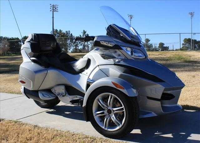 2010 Can - Am Spyder Rt Se5
