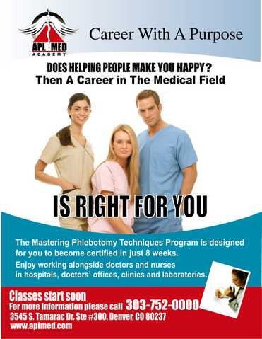 Affordable Phlebotomy And Ekg Tech Courses!
