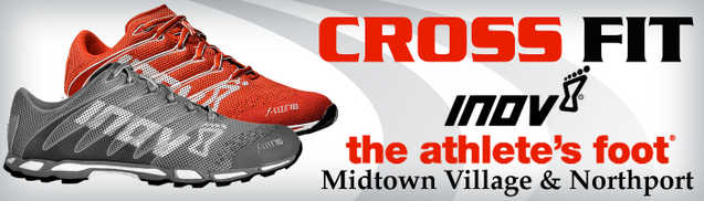 The Inov - 8 Crossfit And Running Shoes In Tuscaloosa