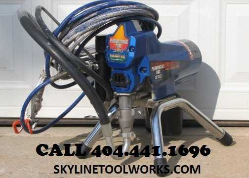 Home Improvement Tools & Equipment For Rent - 404.441.1696