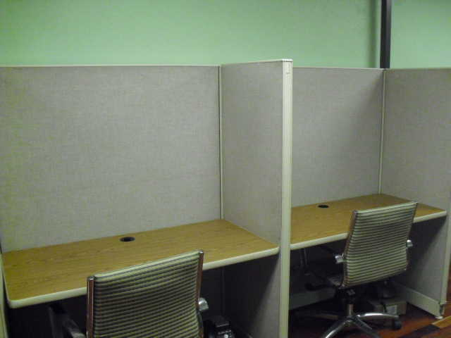 Office Furniture, Cubicles, Call Centers Available!