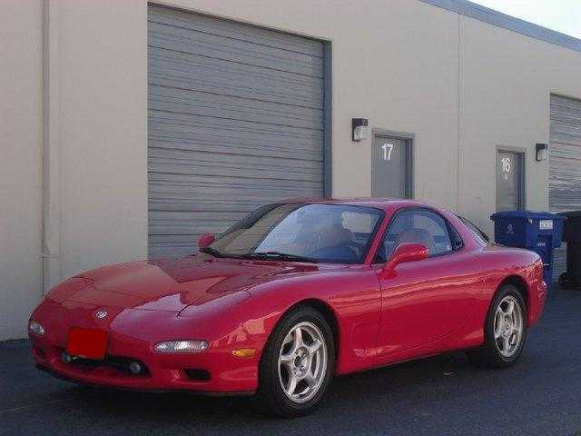 1993 Mazda Rx7 Touring Twin Turbo 100% Stock