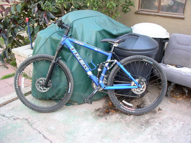 Trek Fuel 70 Mountain Bike