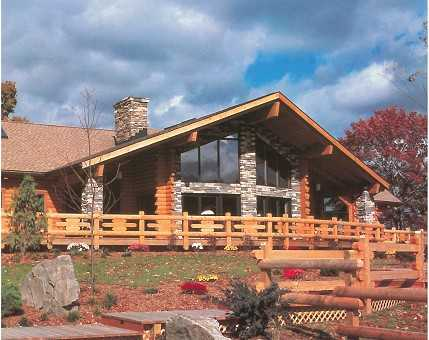 Luxury Log Home Multi - Parcel Real Estate Auction