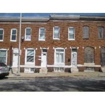 Baltimore, Md Residential Condominium $600 0