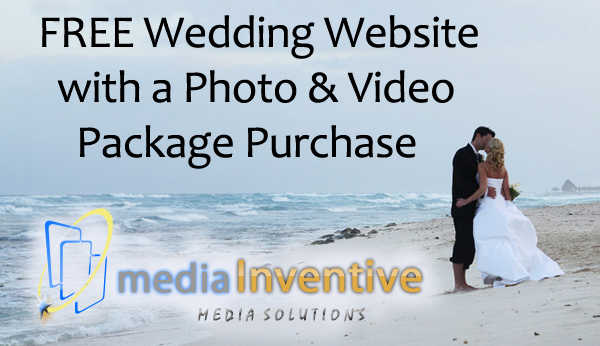 The Best Price & Quality Wedding Photo & Video! Call Us Today!