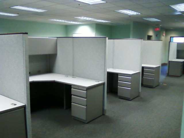 Panels, Call Centers, Cubicles!