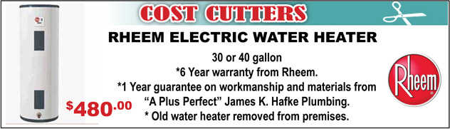 Clearwater Florida Water Heaters - Aplusperfectplumbing - Com