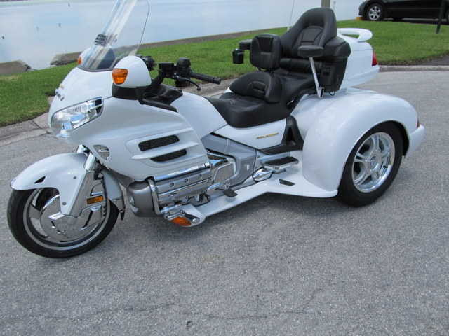 2004 Honda Goldwing Gl1800