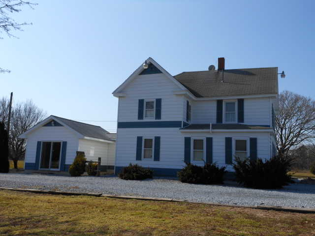 Farm House And Over 5 Acres!