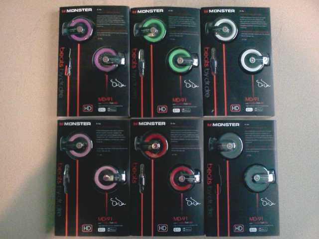 New Dr Dre Headphones 'md91'