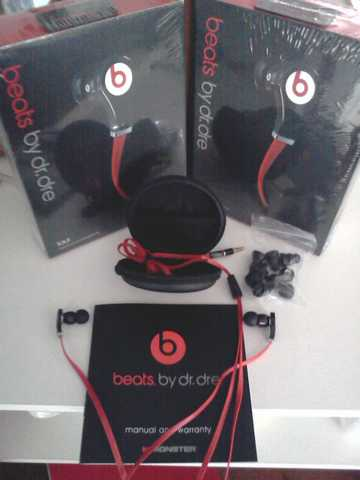 New Dr Dre Headphones 'tour'
