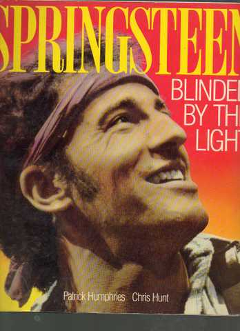 Bruce Springsteen Blinded By The Light