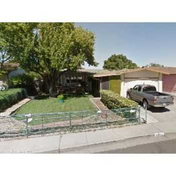 Fairfield, Ca Single Family Detached $1,300 00