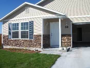 Nice Home In Newer Subdivision.