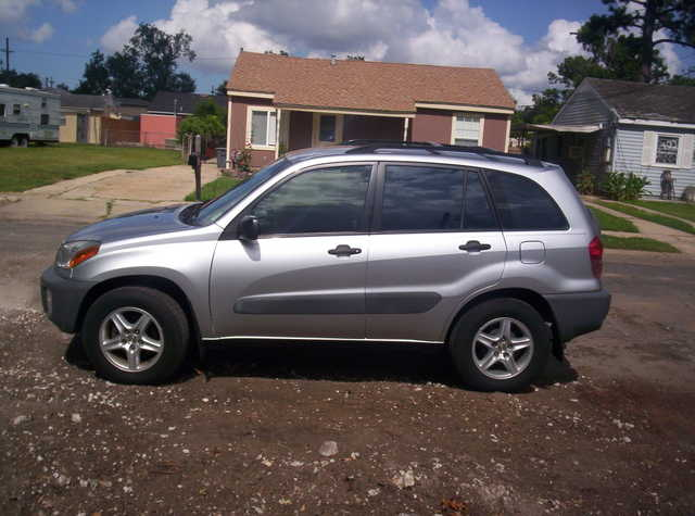 For Sale 2001 Toyota Rav 4�