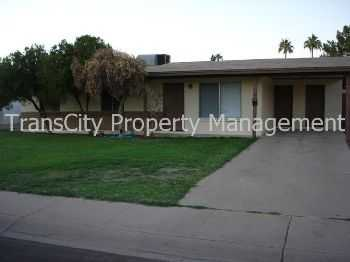 Home For Rent Near Asu In Tempe 3 Bedrooms, 2 Bath