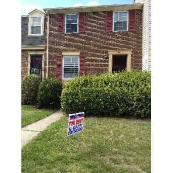 Pasadena, Md Townhome $1,475 00 Available June