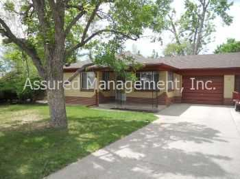 Duplex Rental Home In Wheat Ridge